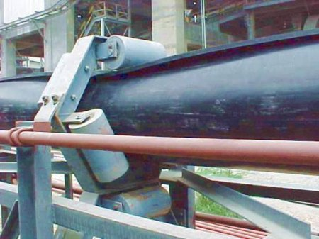 The History Of Pipe Conveyors